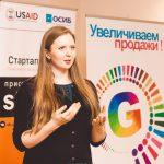 Анастасия Мартусевич, руководитель Стартап-школы в Витебске