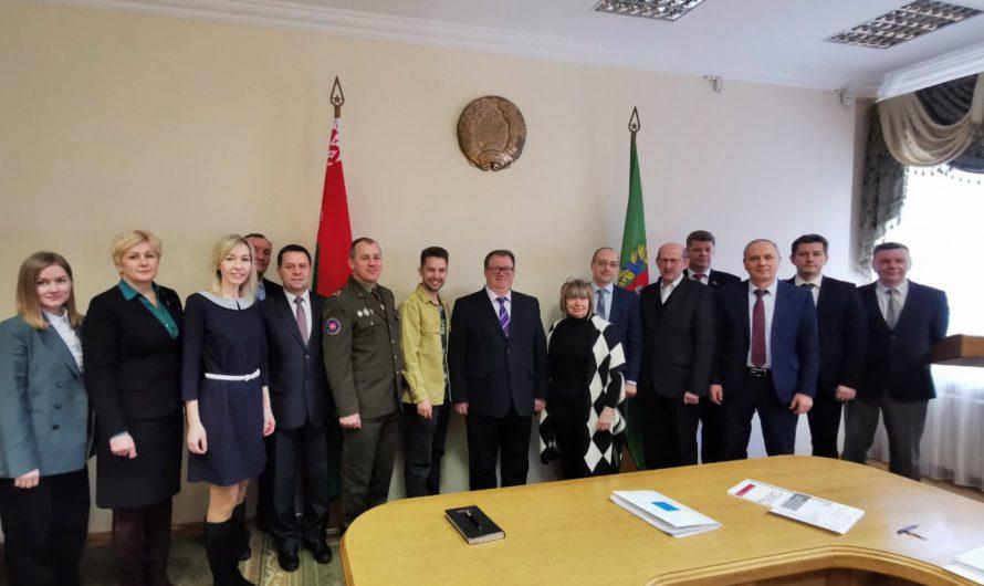 Заседание Витебской региональной группы по устойчивому развитию